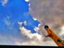 επαρχία s Ταϊλάνδη πάρκων του Βούδα γενεθλίων nakhon pathom Στοκ φωτογραφία με δικαίωμα ελεύθερης χρήσης