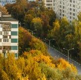 Επαρχιακή ρωσική πόλη Στοκ Φωτογραφία