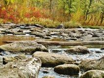 Επαρχιακό πάρκο φραγμάτων Pinawa Στοκ Εικόνες