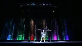 Επεισόδιο της επίδειξης στο τσίρκο του χορού