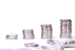 επεκτειμένος χρήματα Στοκ φωτογραφίες με δικαίωμα ελεύθερης χρήσης