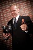 επενδυτής sleezy Στοκ φωτογραφία με δικαίωμα ελεύθερης χρήσης