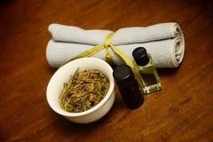 Επεξεργασία ομορφιάς Aromatherapy Στοκ Εικόνες