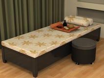 επεξεργασία σωμάτων massage relaxation room  ελεύθερη απεικόνιση δικαιώματος