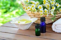 Επεξεργασία Aromatherapy Στοκ Εικόνες