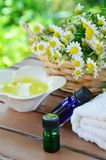 Επεξεργασία Aromatherapy Στοκ εικόνες με δικαίωμα ελεύθερης χρήσης