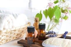 Επεξεργασία Aromatherapy Στοκ εικόνα με δικαίωμα ελεύθερης χρήσης