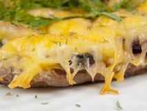 Επεξεργασμένο τυρί Στοκ Φωτογραφία