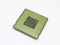 Επεξεργαστής μικροϋπολογιστών υπολογιστών Στοκ φωτογραφία με δικαίωμα ελεύθερης χρήσης