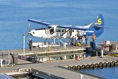 Επιβάτες και αέρας Saltspring στη δυτική ακτή του Καναδά ` s στοκ φωτογραφίες