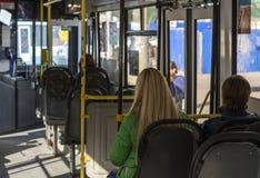 επιβάτες Στοκ εικόνα με δικαίωμα ελεύθερης χρήσης