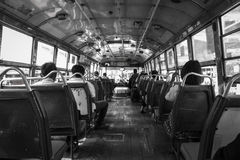 επιβάτες Στοκ Εικόνες