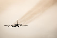 επιβάτης αεροπλάνου ανα& Στοκ Φωτογραφία