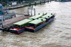 Επιβάτης μικρών βαρκών στοκ εικόνα με δικαίωμα ελεύθερης χρήσης