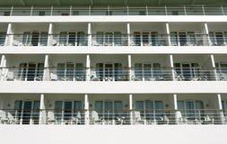 επιβατηγό πλοίο γεφυρών κρουαζιέρας Στοκ φωτογραφία με δικαίωμα ελεύθερης χρήσης