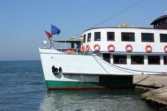 Επιβατηγό πλοίο στοκ εικόνα με δικαίωμα ελεύθερης χρήσης