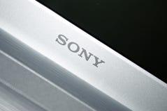 επιγραφή Sony Στοκ Εικόνα
