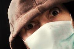 επιδημία Στοκ φωτογραφία με δικαίωμα ελεύθερης χρήσης