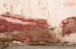 επιδιορθωμένος τοίχος Στοκ φωτογραφία με δικαίωμα ελεύθερης χρήσης