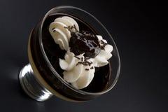 επιδόρπιο σοκολάτας στοκ φωτογραφίες