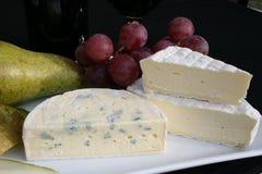 επιδόρπιο τυριών Στοκ εικόνες με δικαίωμα ελεύθερης χρήσης