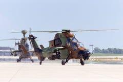 Επιθετικό ελικόπτερο τιγρών Στοκ φωτογραφίες με δικαίωμα ελεύθερης χρήσης