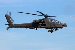 Επιθετικό ελικόπτερο Στοκ φωτογραφίες με δικαίωμα ελεύθερης χρήσης