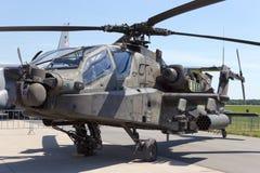 Επιθετικό ελικόπτερο Apache Στοκ Εικόνα