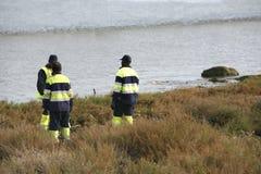 επιθεωρητές περιβάλλον&ta Στοκ εικόνες με δικαίωμα ελεύθερης χρήσης