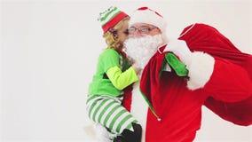 Επιθυμία 2016 Χριστουγέννων κορίτσι Claus λίγο santa Επιθυμίες αφήγησης φιλμ μικρού μήκους