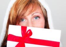 επιθυμία Χριστουγέννων Στοκ Φωτογραφίες