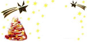 επιθυμία Χριστουγέννων Στοκ φωτογραφίες με δικαίωμα ελεύθερης χρήσης