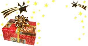 επιθυμία Χριστουγέννων Στοκ Εικόνα