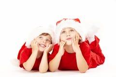 επιθυμίες Χριστουγέννω&nu Στοκ Φωτογραφία