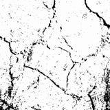 Επικάλυψη ρωγμών Grunge διανυσματική απεικόνιση