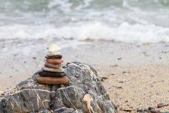 Επικάλυψη της πέτρας Στοκ εικόνες με δικαίωμα ελεύθερης χρήσης