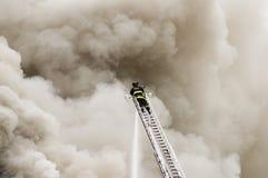 επικίνδυνη εργασία Στοκ φωτογραφίες με δικαίωμα ελεύθερης χρήσης