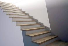 Επικίνδυνη σκάλα Στοκ εικόνες με δικαίωμα ελεύθερης χρήσης