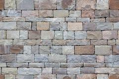 Επικεράμωση σύστασης του πέτρινου τούβλου στοκ εικόνα