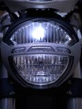 Επικεφαλής φως Στοκ εικόνες με δικαίωμα ελεύθερης χρήσης