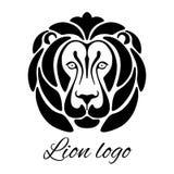 Επικεφαλής έμβλημα λιονταριών Στοκ φωτογραφίες με δικαίωμα ελεύθερης χρήσης