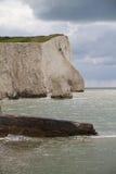 Επικεφαλής απότομοι βράχοι Seaford Στοκ φωτογραφία με δικαίωμα ελεύθερης χρήσης