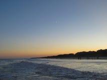 Επικεφαλής παραλία της νότιας Καρολίνας Hilton Στοκ εικόνες με δικαίωμα ελεύθερης χρήσης