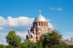 Επικεφαλείς της εκκλησίας Στοκ Εικόνα