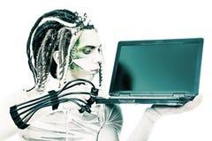 επικοινωνία Διαδίκτυο Στοκ εικόνα με δικαίωμα ελεύθερης χρήσης