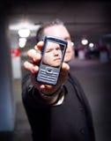 επικοινωνία προσωπική Στοκ εικόνα με δικαίωμα ελεύθερης χρήσης