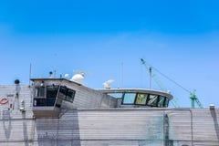 Επικοινωνία σκαφών στοκ φωτογραφία με δικαίωμα ελεύθερης χρήσης