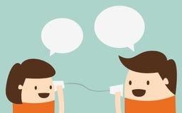 Επικοινωνία. Στοκ φωτογραφίες με δικαίωμα ελεύθερης χρήσης