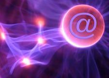 επικοινωνίες Διαδίκτυο διανυσματική απεικόνιση