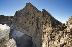 Επικολλήστε τη βόρεια Conness κορυφογραμμή Στοκ φωτογραφία με δικαίωμα ελεύθερης χρήσης